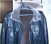 Изображение в Одежда и обувь Мужская одежда продам кожаную куртку б/у, в хорошем состоянии, в Красноярске 5000
