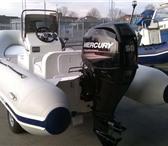 Изображение в Авторынок Водный транспорт Продаю отличный лодочный мотор Mercury F50ELPT в Москве 270000
