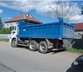 Фотография в Авторынок Транспорт, грузоперевозки доставка: песок, щебень, пгс, плитняк, торф, в Великом Новгороде 1100