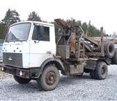 Фотография в Авторынок Лесовоз (сортиментовоз) Лесовозный тягач 2006 года выпускаКолесная в Москве 380000