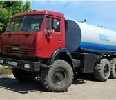 Фото в Авторынок Автоцистерна пищевая КАМАЗ-43118 водовозка, двигатель камаз-740.30-260 в Подольске 1450000