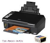 Изображение в Компьютеры Принтеры, картриджи Продаётся МФУ принтер/сканер/копир Epson в Омске 2500