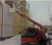 Изображение в Авторынок Автогидроподъемник (вышка) услуги японской автовышки тилископ 15 метров в Барнауле 1000