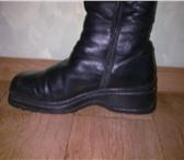 Изображение в Одежда и обувь Женская обувь Продаю зимние сапоги для женщины,  у которой в Саранске 1200