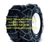 Фото в Авторынок Цепи на колеса Цепи противоскольжения для грузовиков, легковых в Красноярске 7000