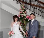 Фото в Одежда и обувь Свадебные платья Продам свадебное платье,одевалось один раз!В в Новосибирске 6000