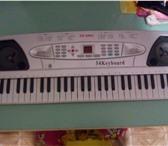 Изображение в Хобби и увлечения Музыка, пение Имеется дефект крайних клавиш в Омске 550