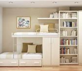 Фотография в Мебель и интерьер Мебель для детей Артикул Де-117Комплект для двух детей.В комплект в Омске 36000