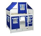 Foto в Мебель и интерьер Мебель для детей Кровать детская из массива сосны.Артикул: в Ставрополе 22600