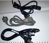 Фото в Компьютеры Комплектующие Продаю сетевой кабель (220 В.) для системного,компьютерного в Москве 150