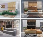 Фотография в Мебель и интерьер Мягкая мебель Компания «MY ROOM» предлагает модульные диваны в Москве 26900