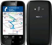 Фото в Телефония и связь Мобильные телефоны Nokia Lumia 610Смартфон, MS Windows Phone в Челябинске 2900
