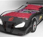 Фотография в Для детей Детская мебель Внимание! Качественная объёмная кровать-машинкаFERRARI в Магнитогорске 27000