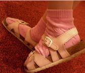 Фото в Для детей Детская обувь Ортопедичекие босоножки Ортман Германия.Натуральная в Красноярске 450