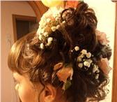 Foto в Одежда и обувь Свадебные прически прически свадебные,вечерние,детские;стрижки,укладки,окрашивание,ламинироваие в Рязани 600