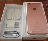 Фото в Телефония и связь Мобильные телефоны Продам iPhone 6s розовое золото новый в пленке,в в Балашихе 8000