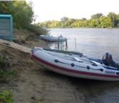 Изображение в Спорт Спортивный инвентарь Продаётся лодка YAMARAN S350 в хорошем состоянии, в Воронеже 30000