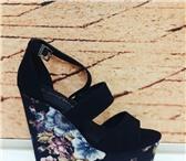Foto в Одежда и обувь Женская обувь Продаю НОВЫЕ босоножки на танкетке. Размер в Тольятти 5000