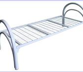 Изображение в Мебель и интерьер Мебель для спальни Реализуем компактные металлические кровати в Набережных Челнах 1000