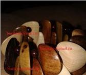 Фото в Одежда и обувь Ювелирные изделия и украшения Оптовая продажа деревянной бижутерии (серьги, в Челябинске 100