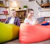 Изображение в Мебель и интерьер Мягкая мебель Надувной диван-шезлонг Lamzak Ламзак (Lamzac) в Москве 2690