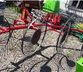 Фото в Авторынок Валкообразователи (грабли) Ширина захвата 3,5 метра.Усиленная рама.Односекционные.Стоимость в Кемерово 0