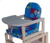 Foto в Мебель и интерьер Мебель для детей Продам НОВЫЙ стульчик для кормления-Высота в Барнауле 1300