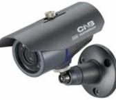 Foto в Электроника и техника Видеокамеры Цветная видеокамера  с ИК подсветкой предназначена в Омске 4300
