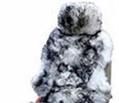 Фото в Авторынок Рули, оплетки, чехлы Натуральные меховые накидки из овечьей шерсти в Красноярске 1700