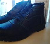 Фотография в Одежда и обувь Мужская обувь Кожаные ботинки металан с металлическим подноском в Калуге 1900
