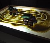 Фотография в Для детей Детские игрушки Световой планшет для рисования песком для в Уфе 4500