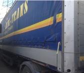 Фото в Авторынок Тентованный (шторный) Шторно-бортовой полуприцеп ШмицОси: SAF, в Москве 590000