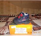 Изображение в Для детей Детская обувь Продам ботиночки из натуральной кожи 21 размер в Екатеринбурге 700