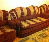 Фотография в Мебель и интерьер Мягкая мебель Диван + кресло – кровать - 2 шт. в хорошем в Великом Новгороде 8000
