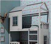 Фотография в Мебель и интерьер Мебель для детей Кроватка - Домик от мастерской детской мебели в Москве 0