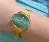 Изображение в Help! Потери Утеряны наручные часы  Чайка (СССР): зеленый в Елабуга 0