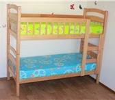 Изображение в Мебель и интерьер Мебель для спальни Производство кроватей из массива сосны, бука, в Новосибирске 13000