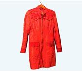 Фотография в Одежда и обувь Женская одежда Женское кожаное полупальто б\у в хорошем в Краснодаре 8000