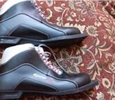 Фото в Одежда и обувь Мужская обувь Продам лыжные ботинки 43 размера, одевали в Архангельске 800