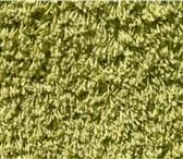 Foto в Мебель и интерьер Ковры, ковровые покрытия Длинноворсный ковролин приятного зеленого в Омске 7000