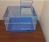 Изображение в Домашние животные Товары для животных продам две клетки для грызунов б/у 1 неделя, в Тольятти 2500