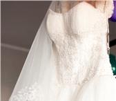 Изображение в Одежда и обувь Свадебные платья Продам красивое свадебное платье б/у , размер в Улан-Удэ 13000