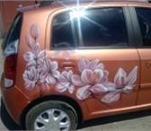 Фотография в Авторынок Аэрография аэрография на авто,скутерах,стенах,фасадах,воротах,бытовой в Брянске 500