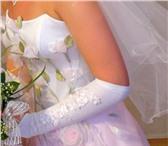 Foto в Одежда и обувь Свадебные платья Продам свад.платье. Р.48 (рост 179см). Оригинальное, в Рыбинске 5500
