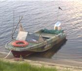 Foto в Хобби и увлечения Рыбалка Продаётся лодка Казанка 5 м с двигателем в Сургуте 300000