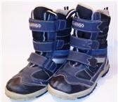Foto в Для детей Детская обувь Сапоги детские демисезонные, б/у.Размер - в Екатеринбурге 500