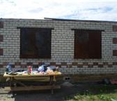 Foto в Недвижимость Сады не достроенный дом, без крыши коробка 6*6 в Челябинске 80000