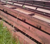 Фото в Авторынок Кран Подкрановые балки,монорельсовые балки,рельсы в Архангельске 10