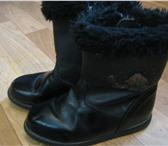Фотография в Для детей Детская обувь продам сапоги на девочку в хорошем состоянии в Томске 400