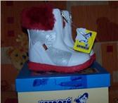 Фотография в Одежда и обувь Детская обувь Продам зимние сапожки для девочки,  абсолютно в Подольске 1000